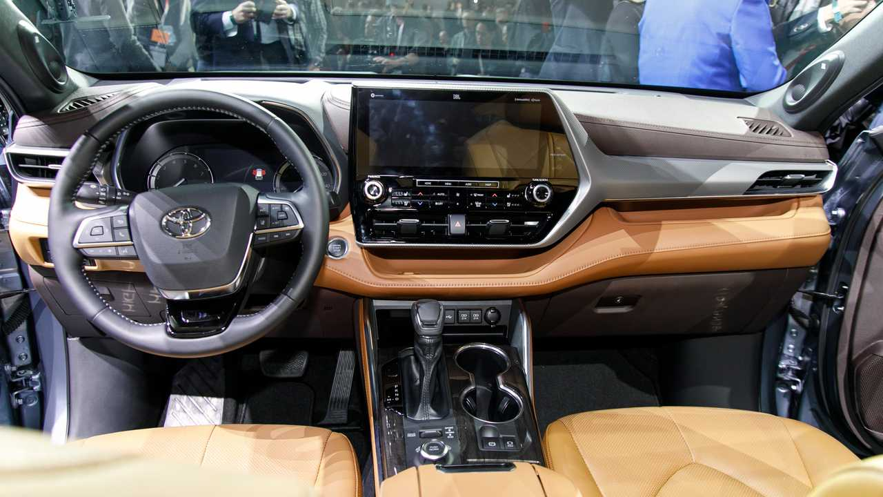 44 New Toyota Highlander 2020 Release Date Review