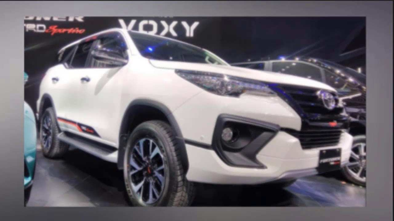 44 New Toyota New Fortuner 2020 Review And Release Date