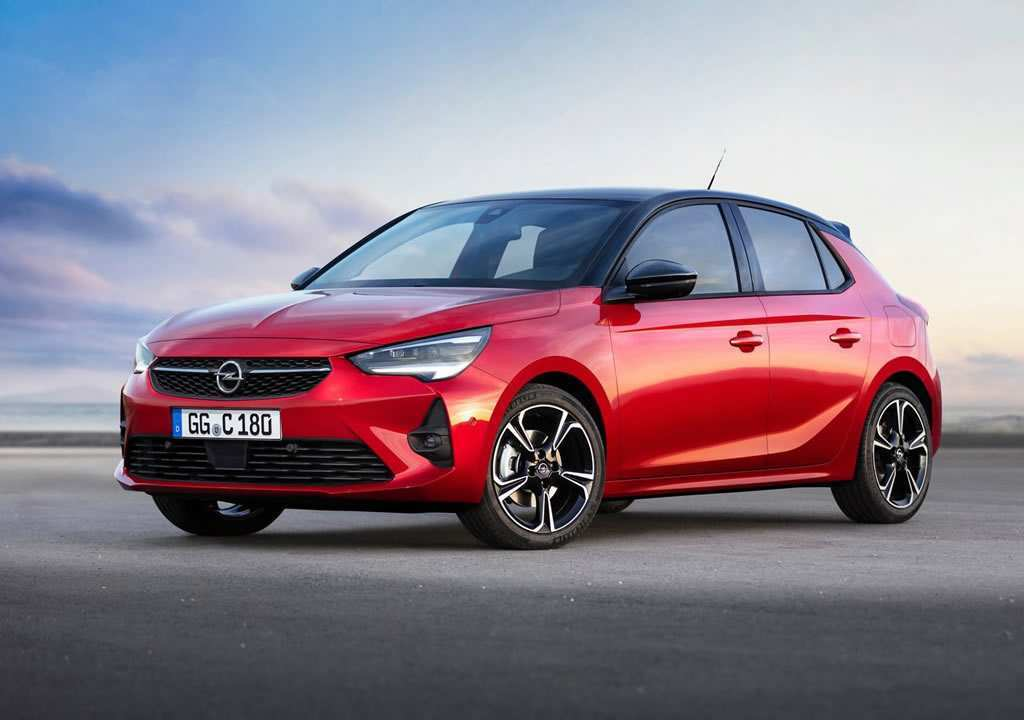 44 New Yeni Opel Corsa 2020 Model