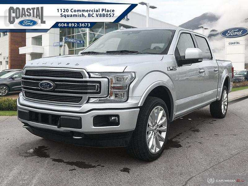 44 The 2019 Ford F 150 Limited Photos