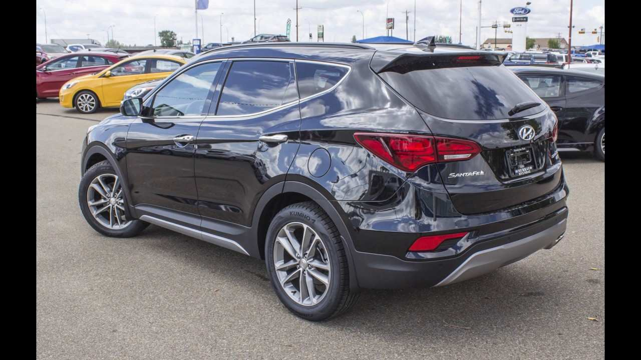 44 The 2019 Hyundai Santa Fe Sport Redesign Redesign And Review