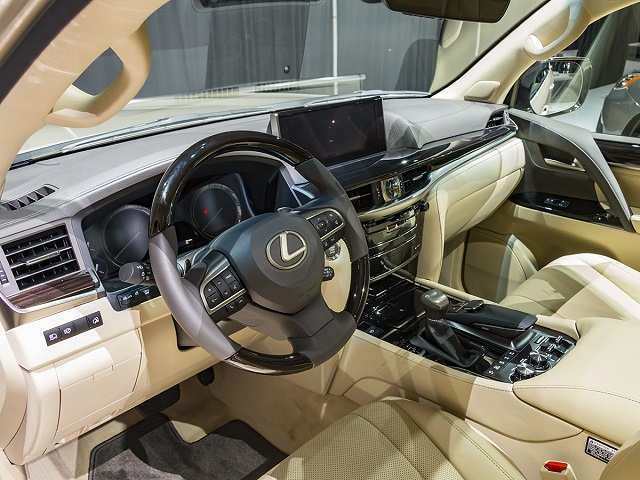 44 The Best 2019 Lexus Lx 570 Release Date Prices