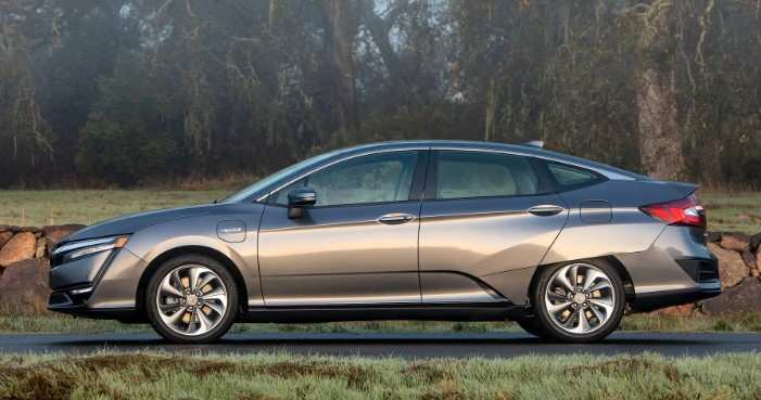 44 The Best 2020 Honda Clarity Plug In Hybrid New Model And Performance