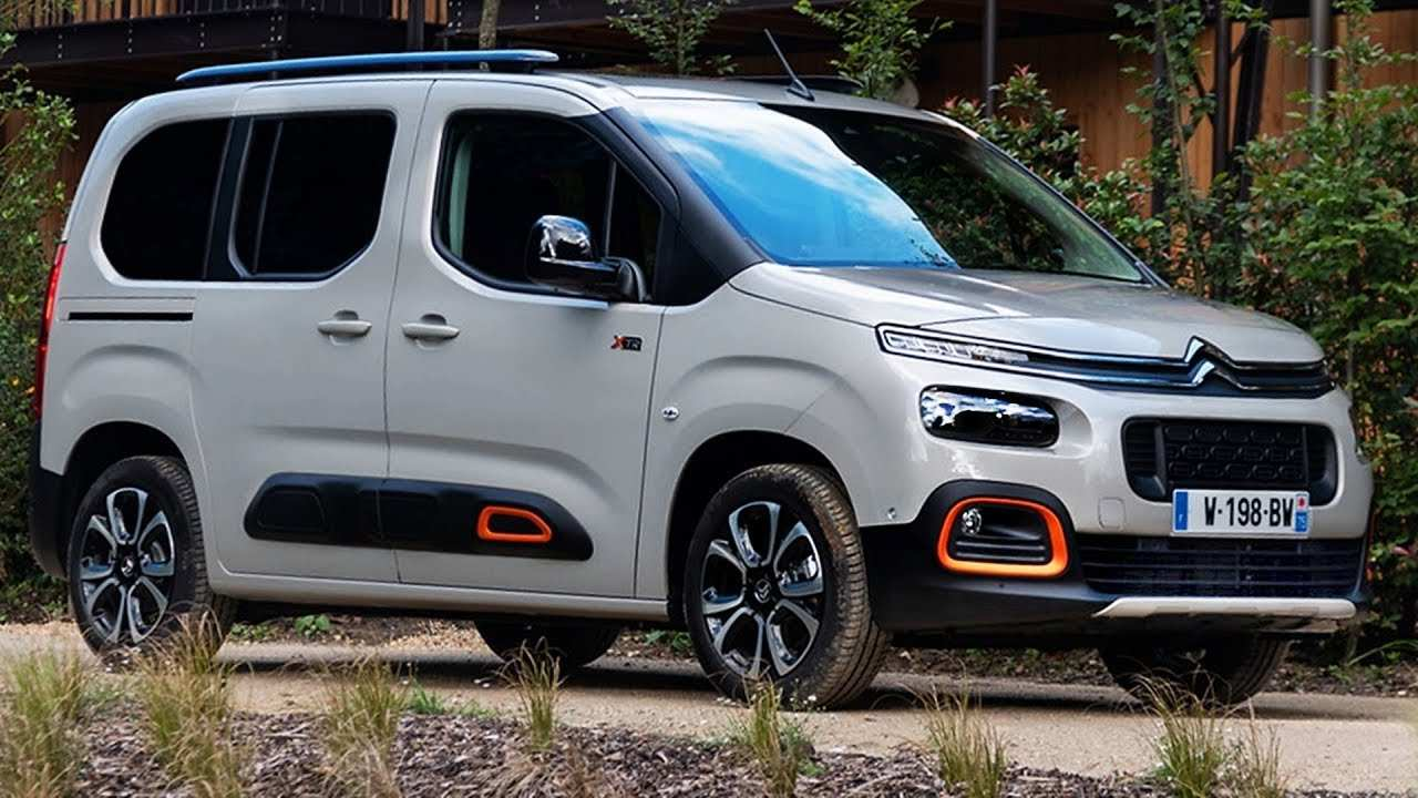 44 The Best Citroen Berlingo 2020 Configurations