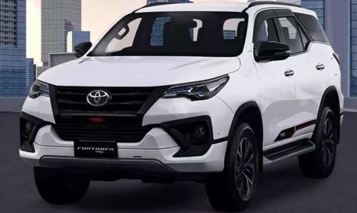 44 The Best Toyota Fortuner 2020 India Style