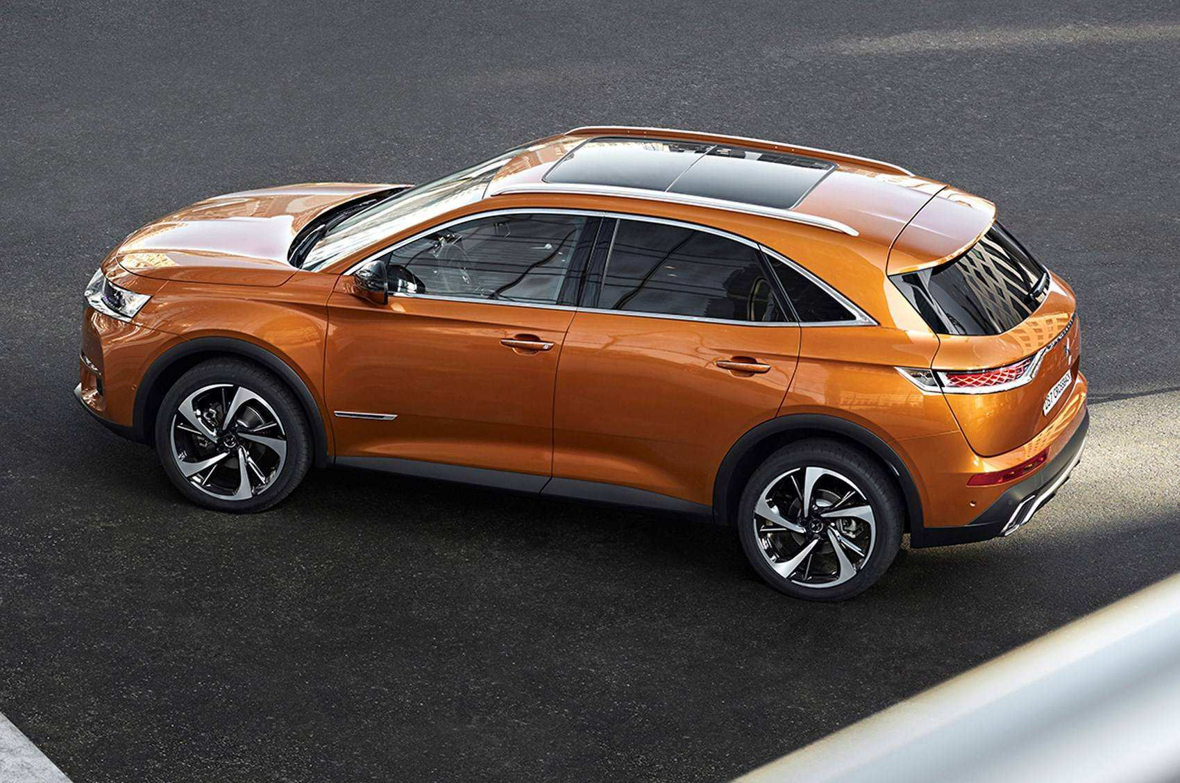 44 The Citroen Ds6 2019 Exterior And Interior