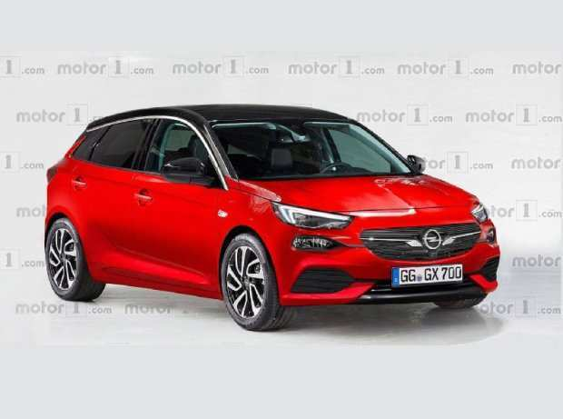 44 The Opel Gsi 2020 New Review