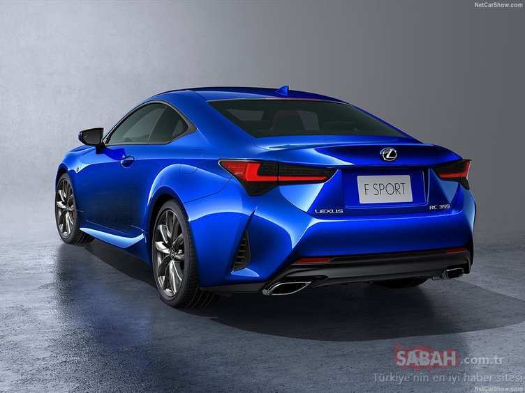 45 A 2019 Lexus Rc Pricing
