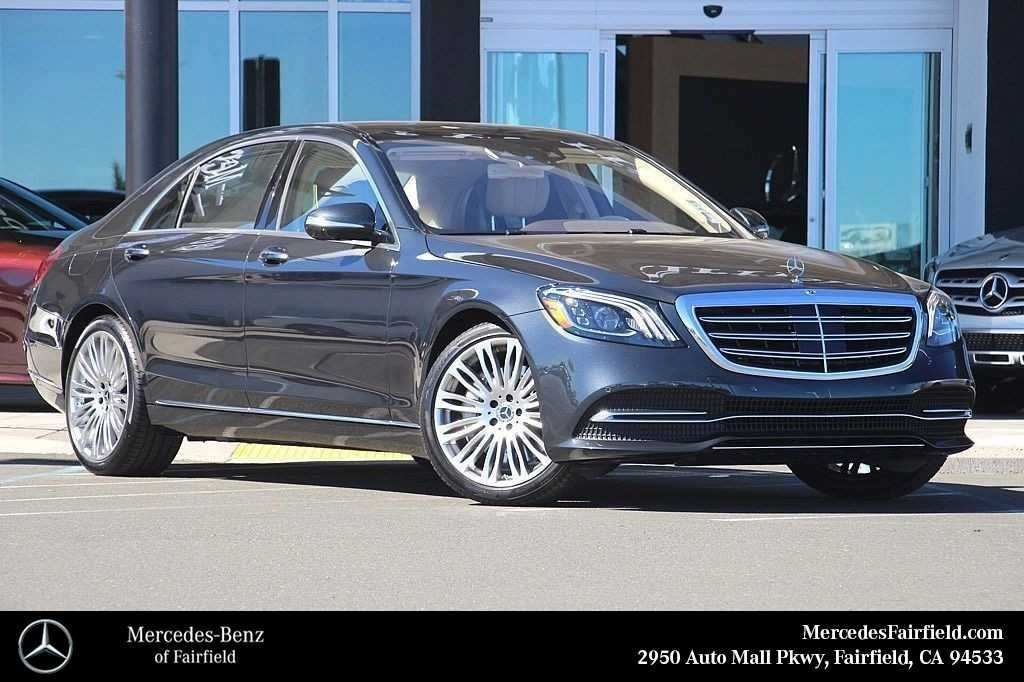 45 A 2019 Mercedes Benz S Class Performance