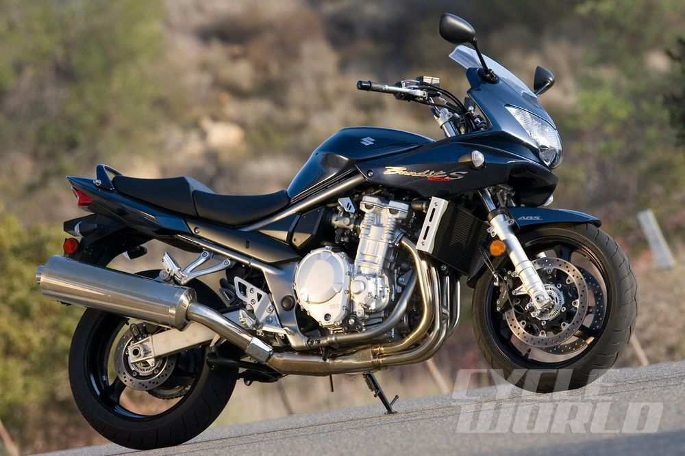 45 A 2019 Suzuki Bandit 1250 Redesign And Review
