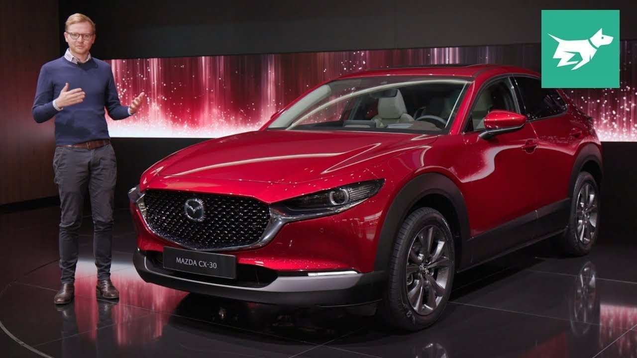45 A 2020 Mazda Cx 30 Price Interior