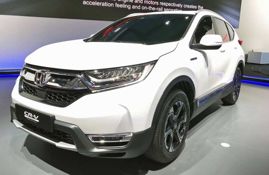45 A Honda Crv 2020 Price Price And Review