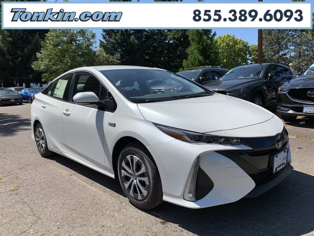 45 A Toyota Prius 2020 Performance And New Engine