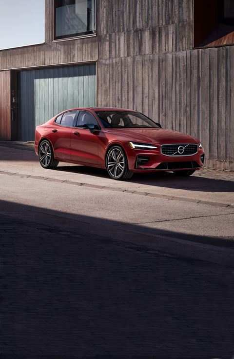 45 A Volvo Auto 2019 Spesification