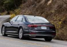 2019 Audi A8 Features