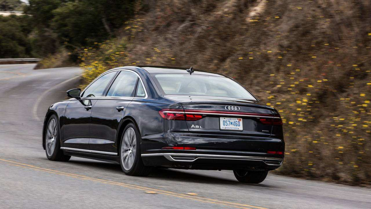45 All New 2019 Audi A8 Features Speed Test