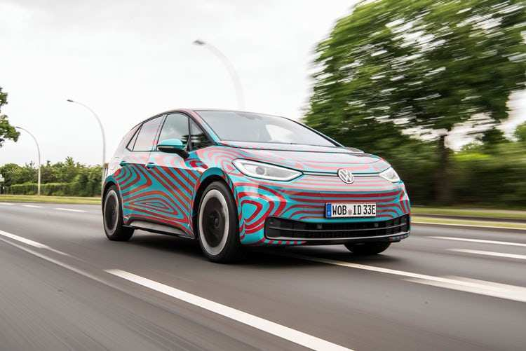 45 All New 2020 Volkswagen Id Price First Drive