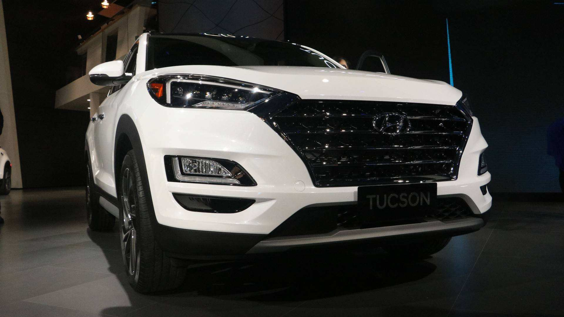 45 All New Hyundai Tucson 2019 Facelift Price Design And Review
