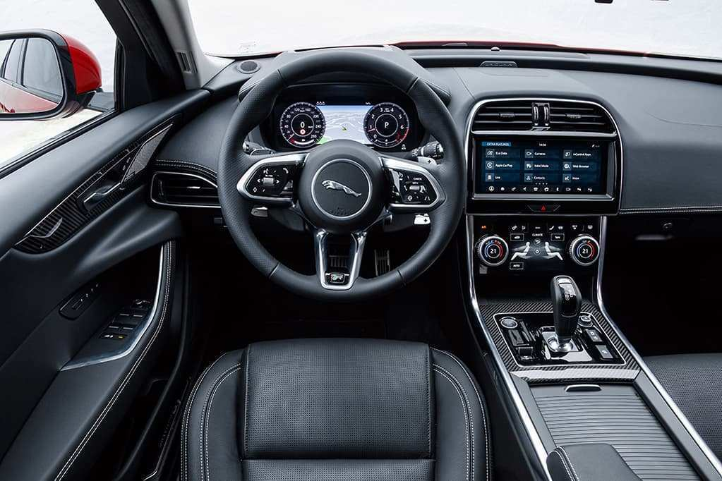 45 All New Jaguar Xe 2020 Interior Prices