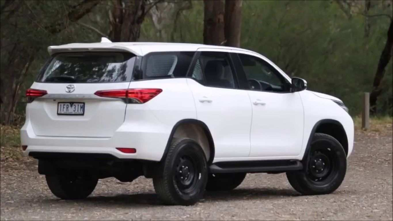 45 All New Toyota Fortuner 2020 Release Date