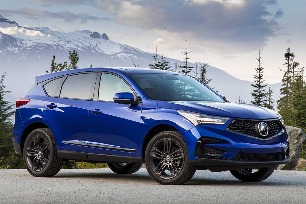 45 All New When Is The 2020 Acura Rdx Coming Out Spesification