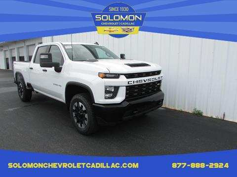45 Best 2020 Chevrolet Silverado 2500Hd For Sale Overview