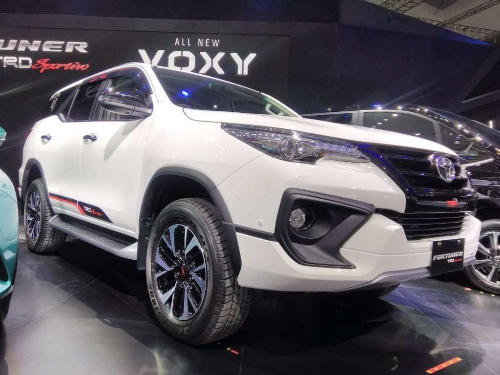 45 Best Toyota Fortuner 2020 Spy Shoot