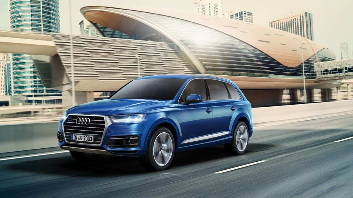 45 New 2019 Audi Q7 Tdi Usa Exterior And Interior