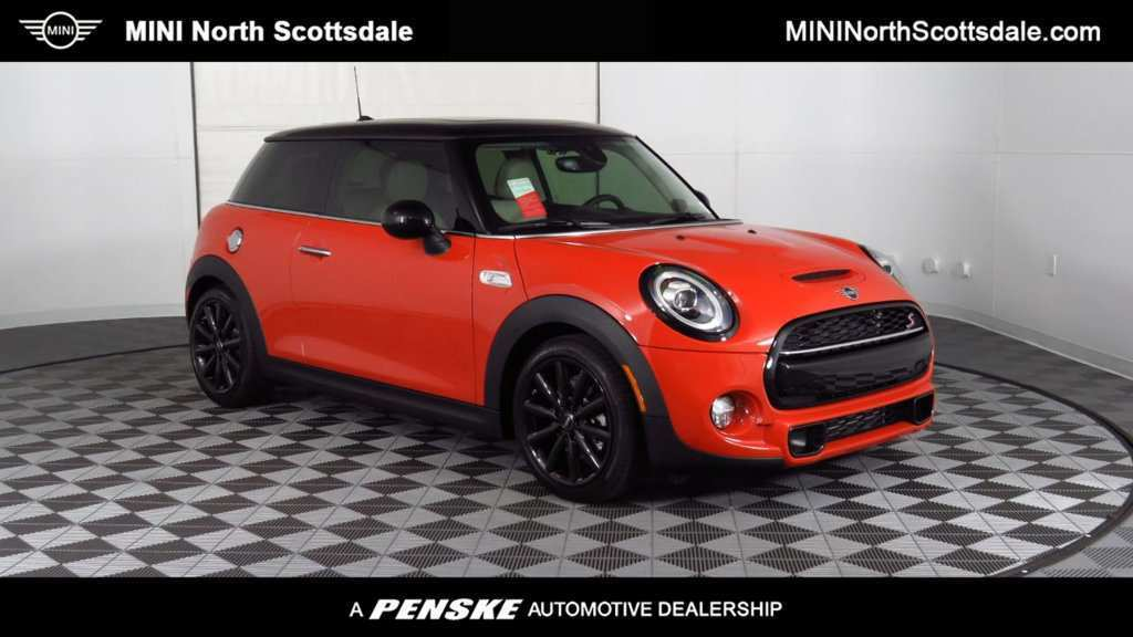 45 New 2019 Mini Cooper S Wallpaper