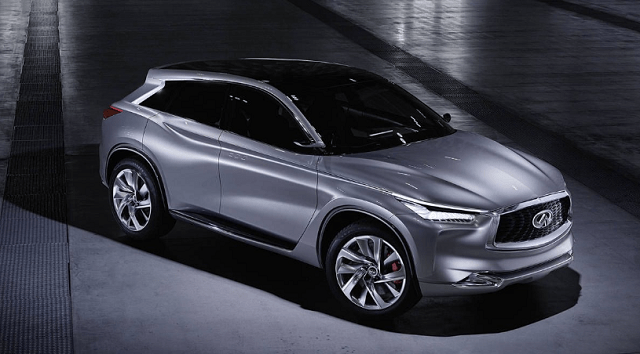 45 New 2020 Infiniti Qx70 Redesign New Review