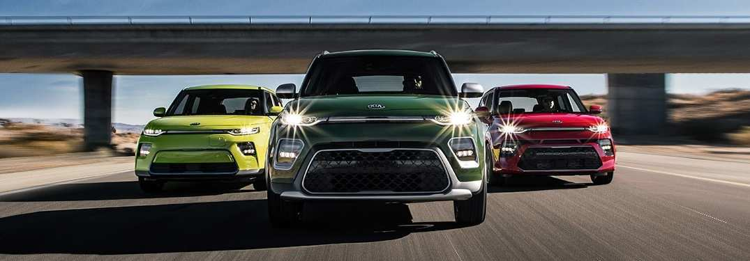 45 New 2020 Kia Lineup First Drive
