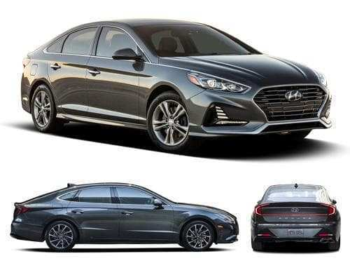 45 New Hyundai Sonata 2020 Price In India Review And Release Date
