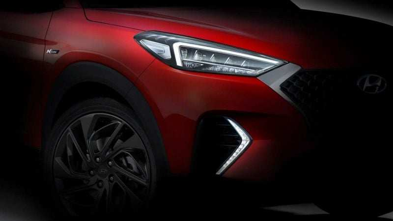 45 New Hyundai Tucson N Line 2020 Photos