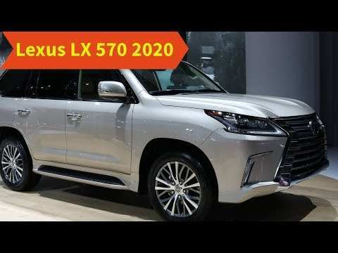 45 New Toyota Lexus 2020 Concept And Review