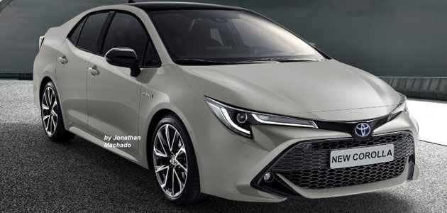 45 The 2019 New Toyota Corolla Rumors
