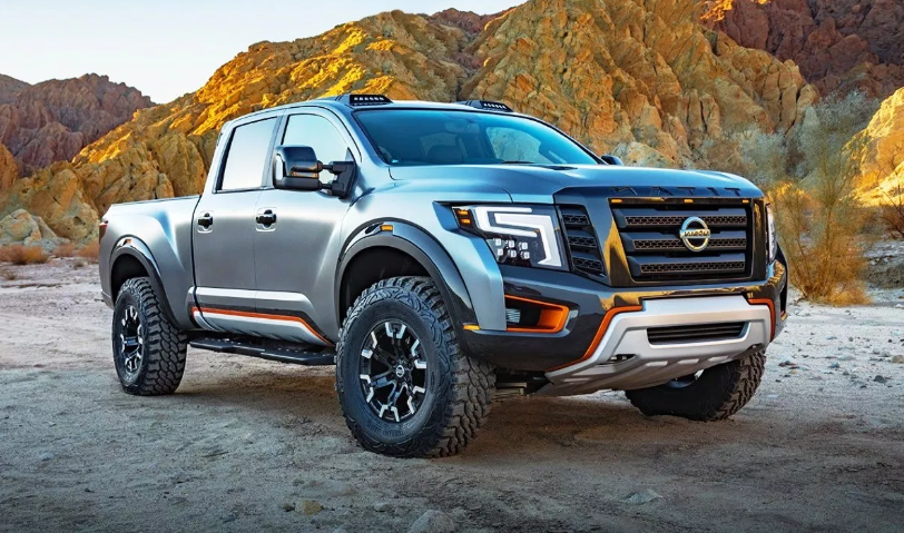 45 The 2019 Nissan Titan Nismo Picture