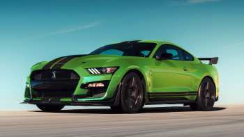 45 The 2020 Ford Mustang Cobra Configurations
