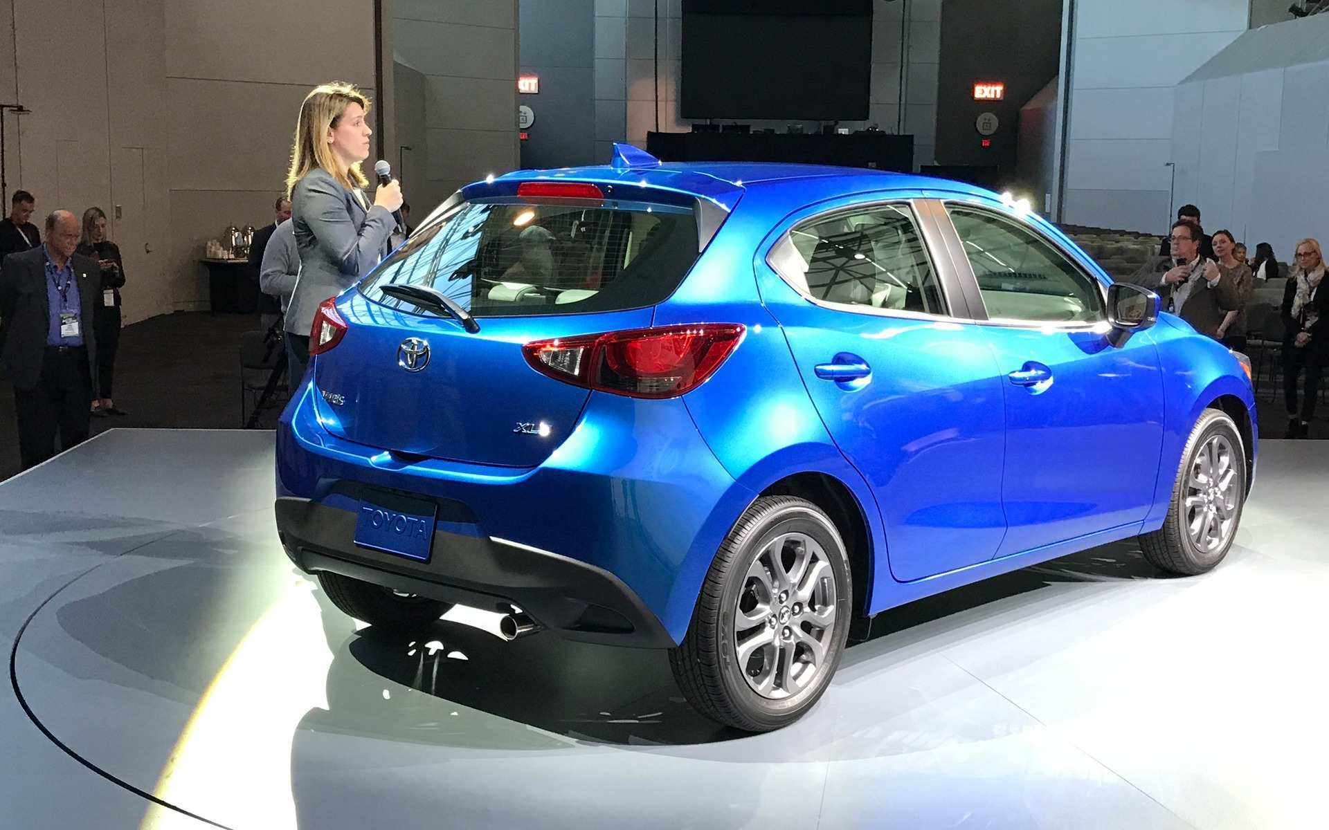 45 The 2020 Toyota Yaris Hatchback Reviews