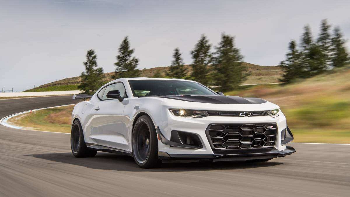 45 The Best 2019 Chevrolet Lineup Performance And New Engine