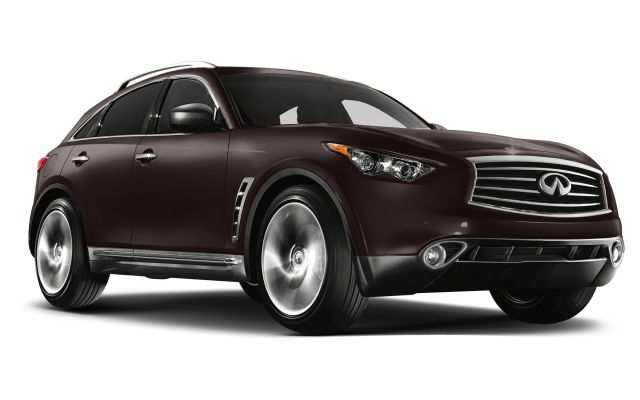 45 The Best 2019 Infiniti Fx50 New Concept