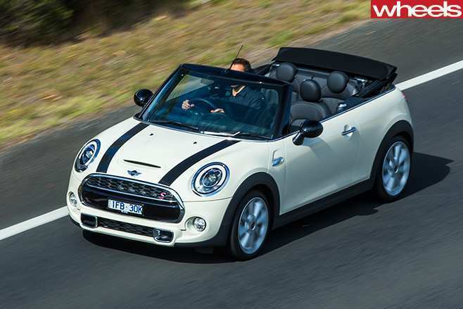 45 The Best 2019 Mini Convertible Review Wallpaper