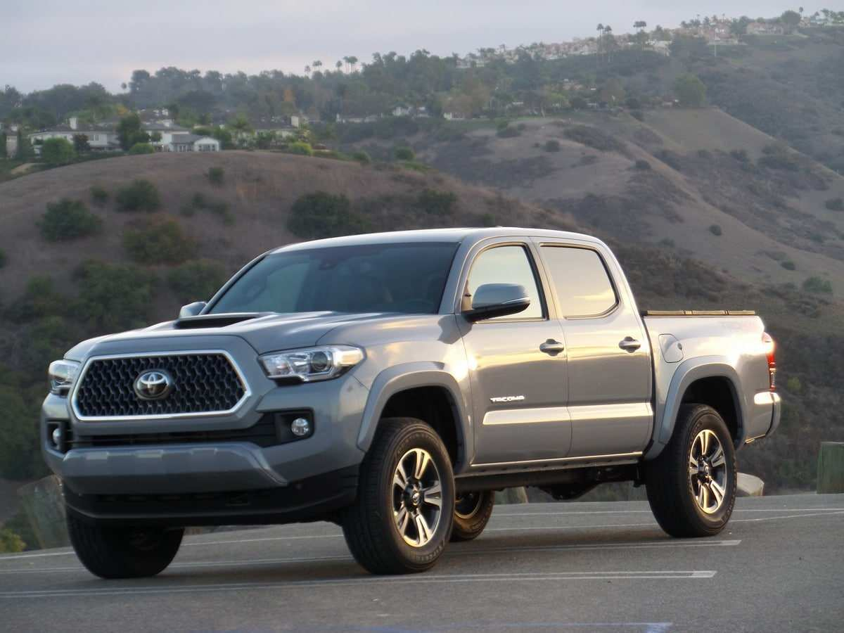 45 The Best 2019 Toyota Tacoma News Speed Test