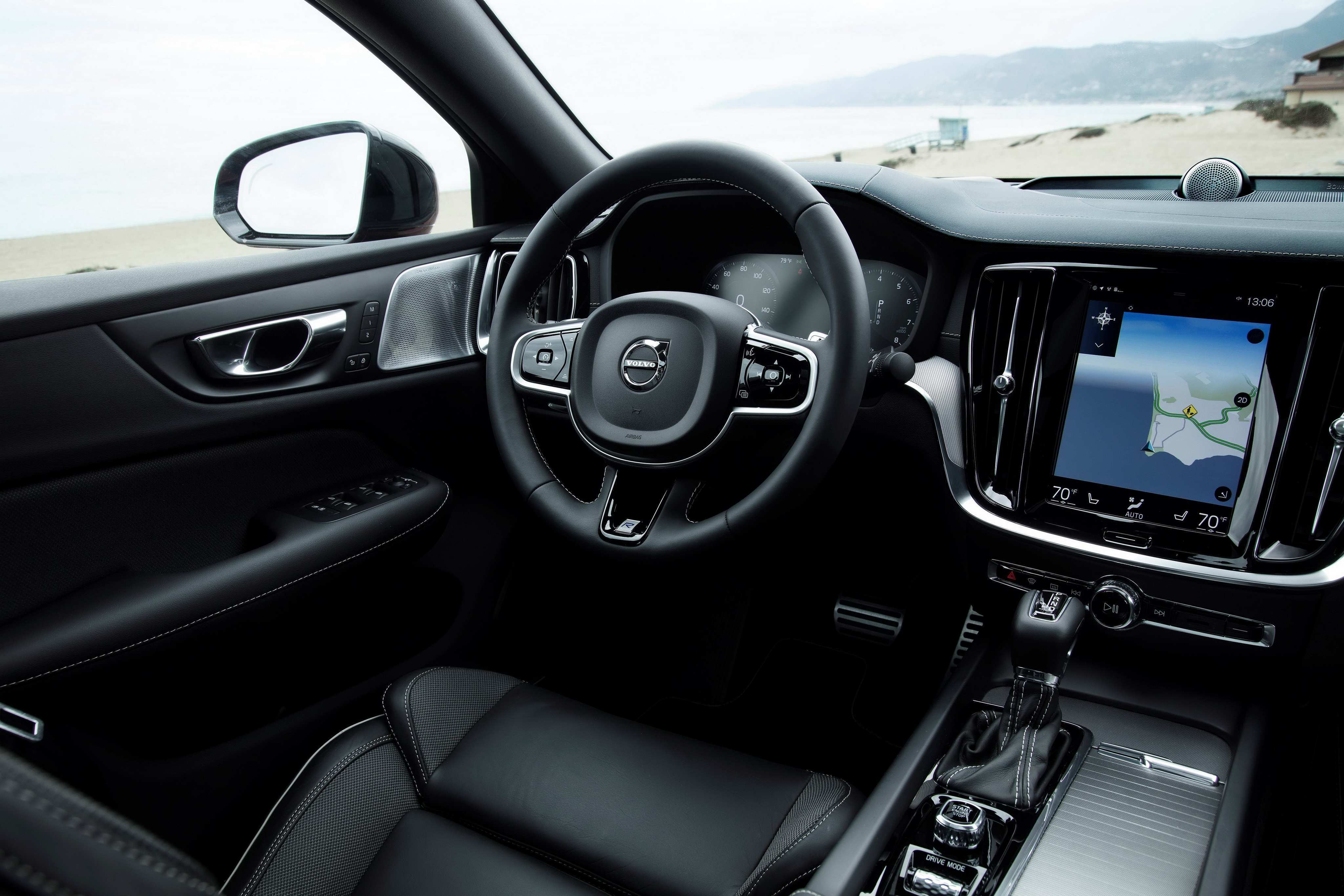 45 The Best 2019 Volvo 860 Interior New Concept