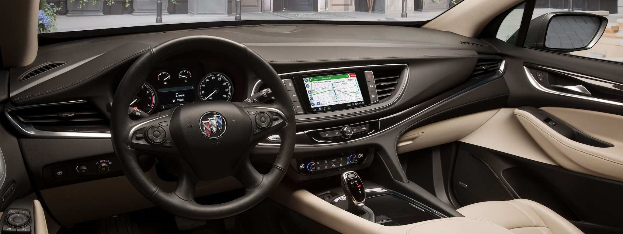 45 The Best 2020 Buick Enclave Interior Configurations