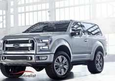 2020 Ford Bronco Msrp