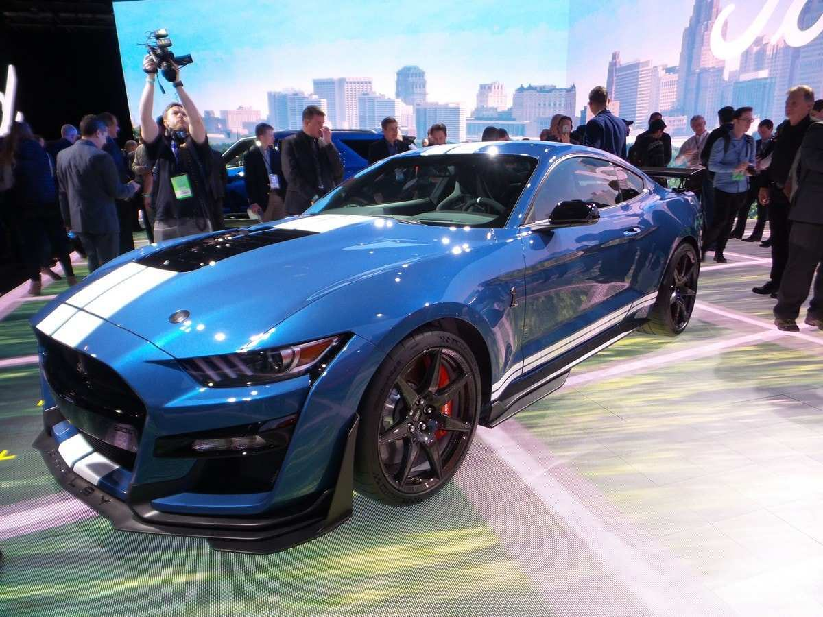 45 The Best 2020 Ford Shelby Gt500 Price Style