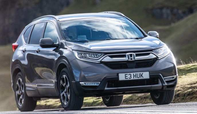 45 The Best 2020 Honda Crv Release Date Redesign