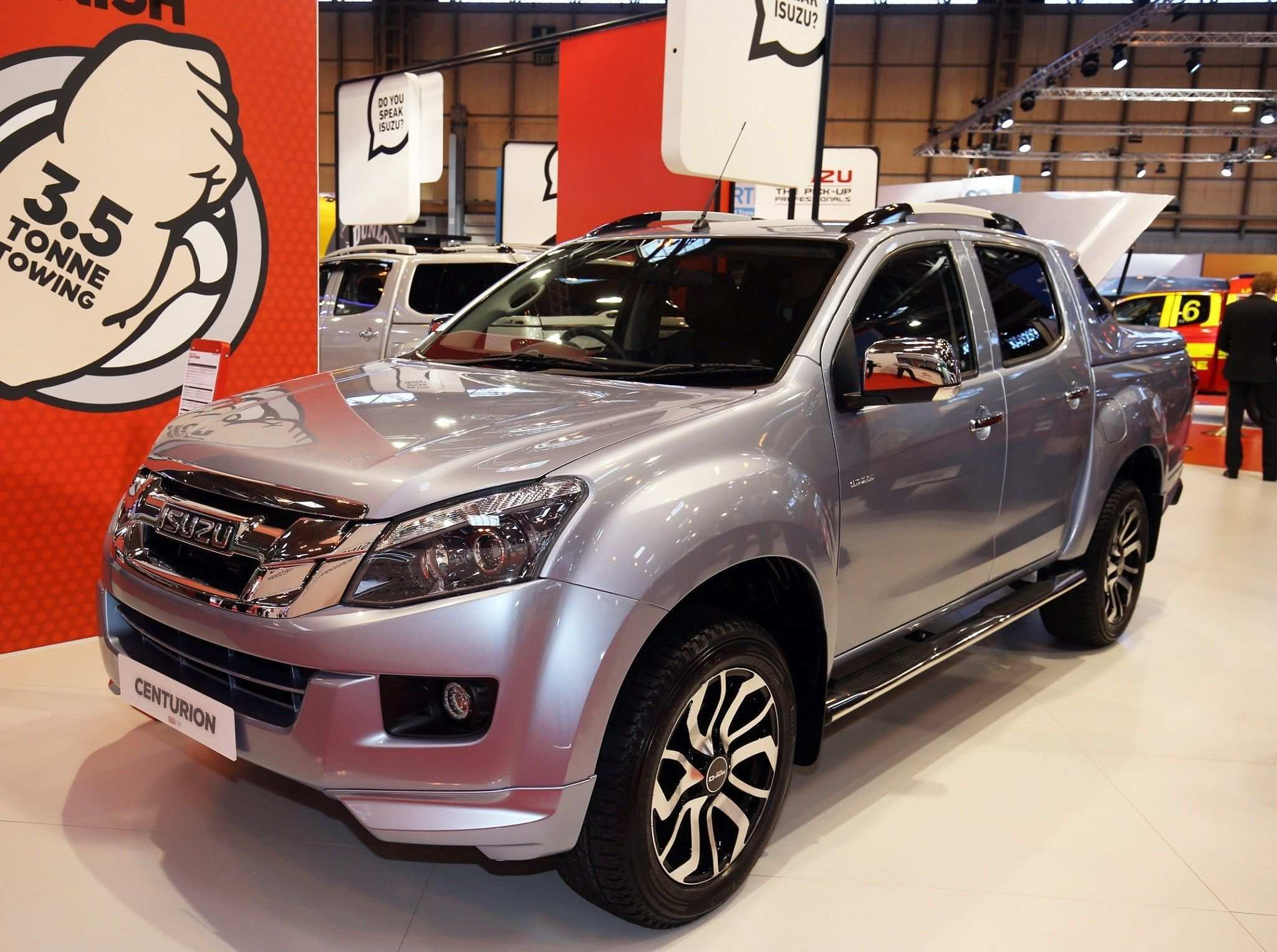 45 The Best 2020 Isuzu Redesign And Concept
