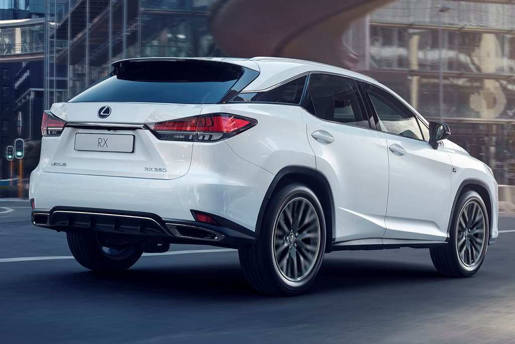 45 The Best 2020 Lexus Rx Spesification