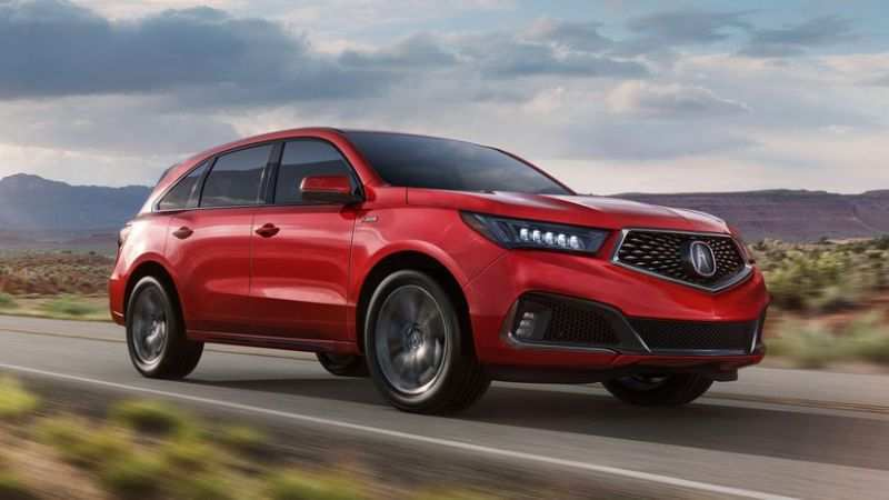45 The Best Acura Mdx 2020 Redesign Concept And Review
